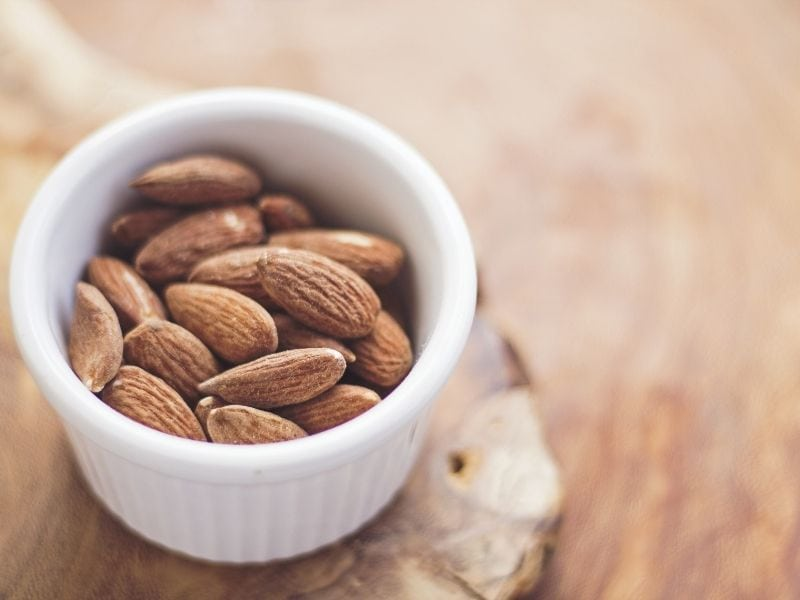 dangers of almonds for dogs