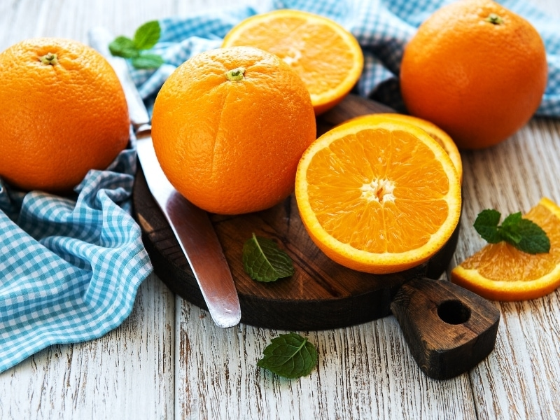 Side Effect of Oranges for Dogs