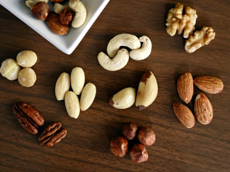 Types of Nuts Dogs Can Eat